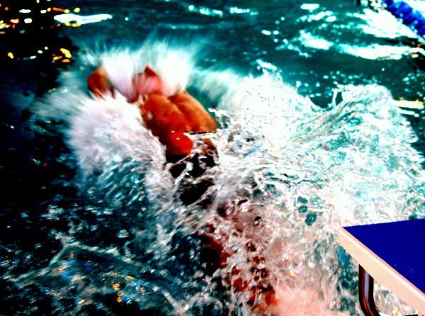 Triathlon et natation: Samy tourne le dos à la compétition!
