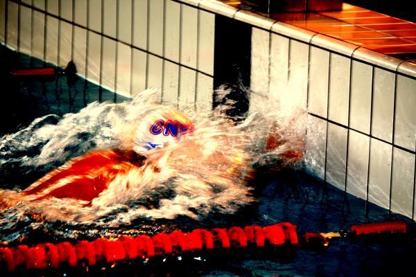 Championnats interrégionaux de natation à Rennes: Acte 4, la progression de Joé est fulgurante!