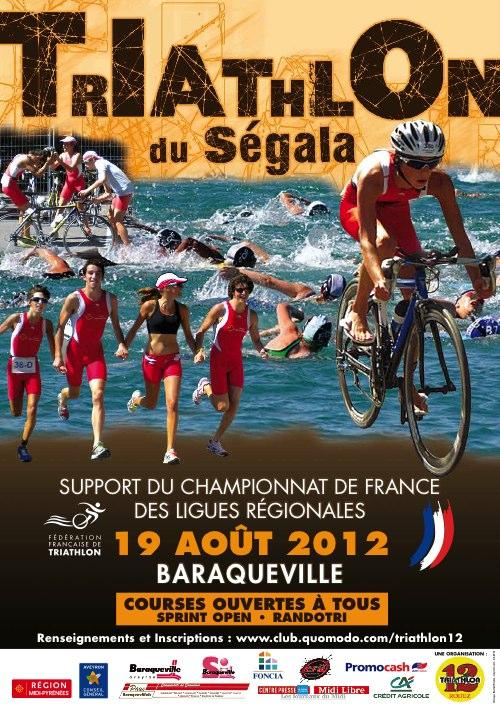 Championnats de France des ligues de triathlon: J-8.
