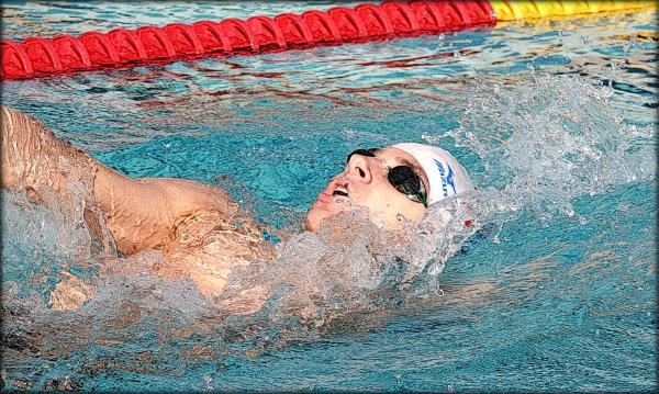 Joé réoriente sa pratique sportive: Tout pour la natation!